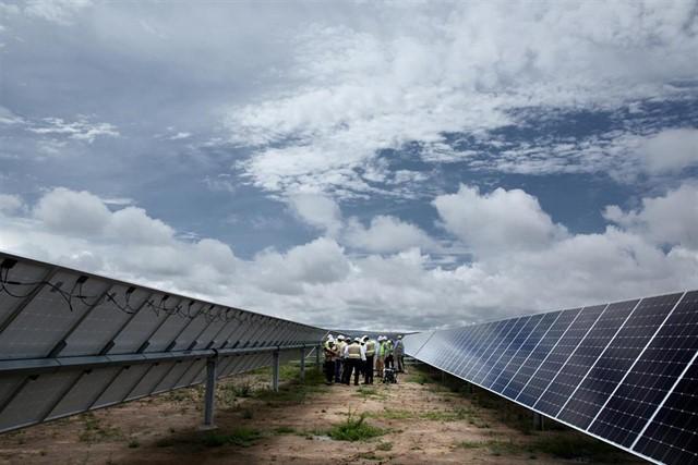 Iberdrola invertirá unos 90 millones en su mayor proyecto solar en EEUU, una planta de 150 MW
